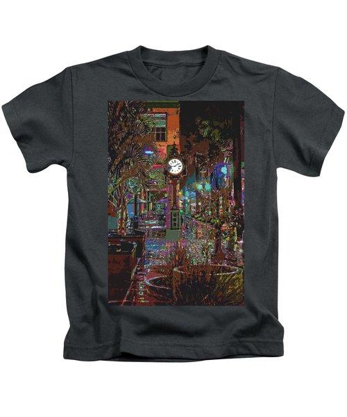 Face Of Color Kids T-Shirt