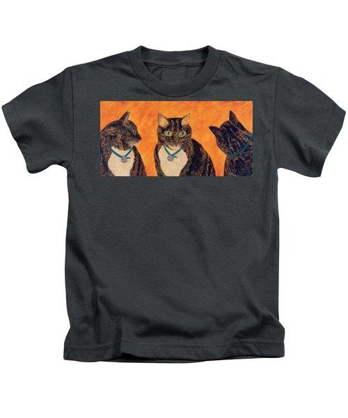 Face-off Kids T-Shirt