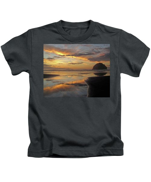 Face Rock Beauty Kids T-Shirt