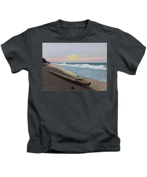 Face To The Morning Kids T-Shirt