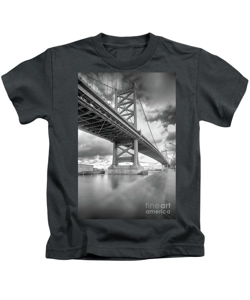 Fade To Bridge Kids T-Shirt