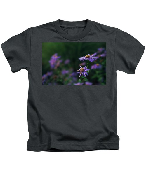 Fading Beauty Kids T-Shirt