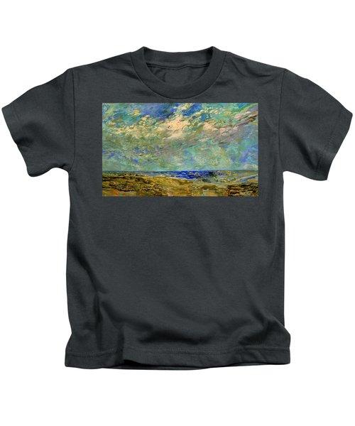 Fair And Windy Kids T-Shirt