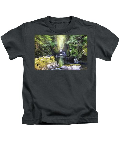 Fairy Glen - Wales Kids T-Shirt