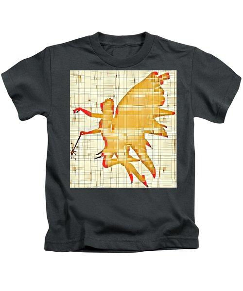 Fairy Wings Kids T-Shirt