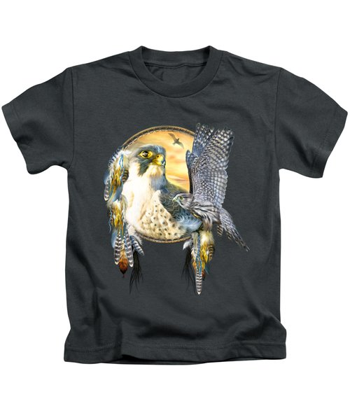 Falcon Dreams Kids T-Shirt