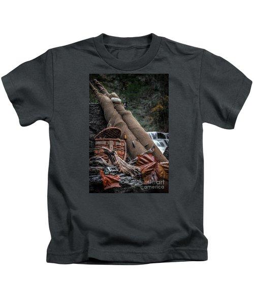 Fall Creation Kids T-Shirt