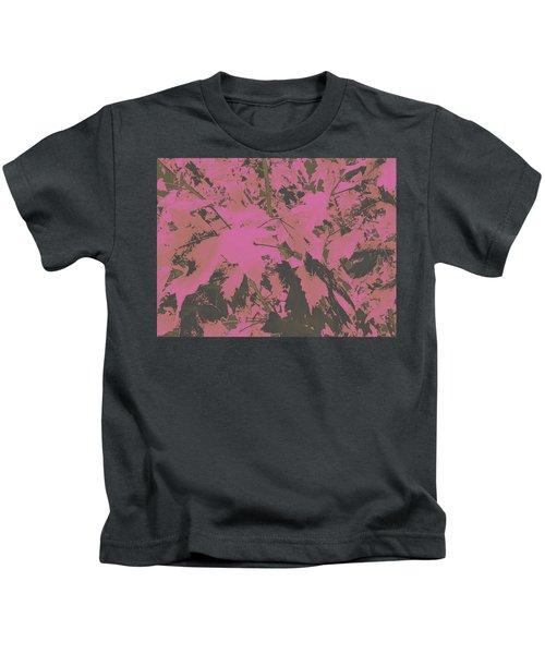 Fall Leaves #6 Kids T-Shirt