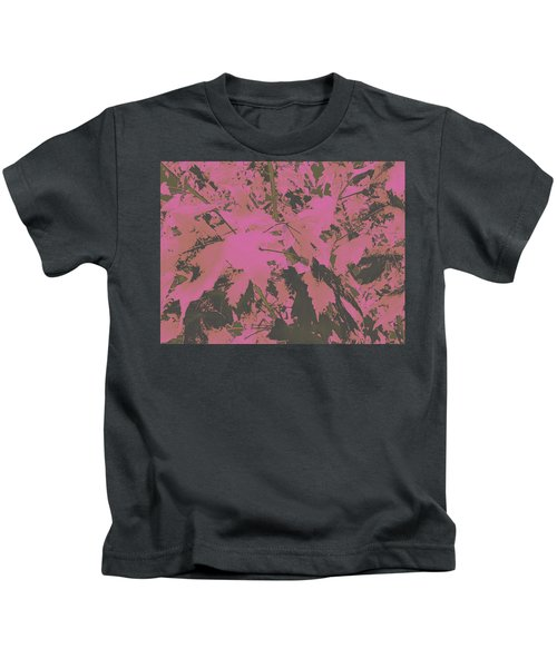 Fall Leaves #6 Kids T-Shirt