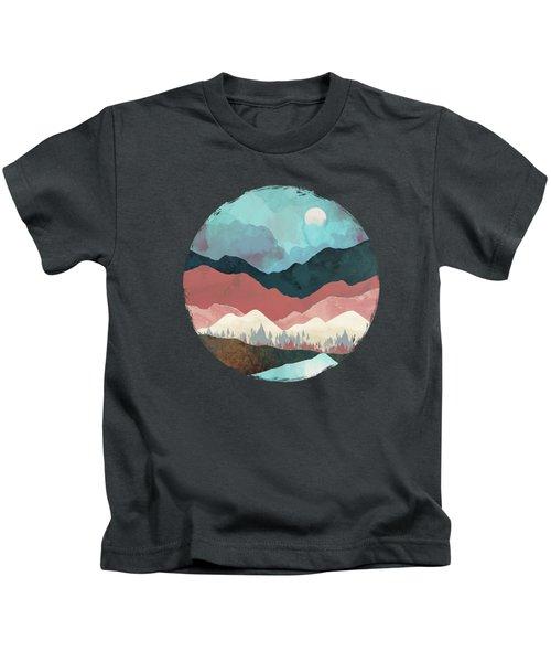 Fall Transition Kids T-Shirt