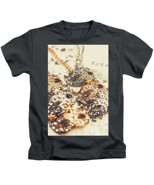 Fancy Dress Timepieces Kids T-Shirt