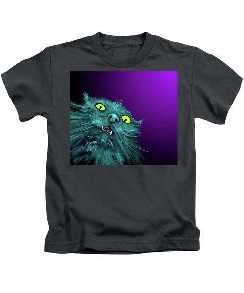 Fang Dizzycat Kids T-Shirt