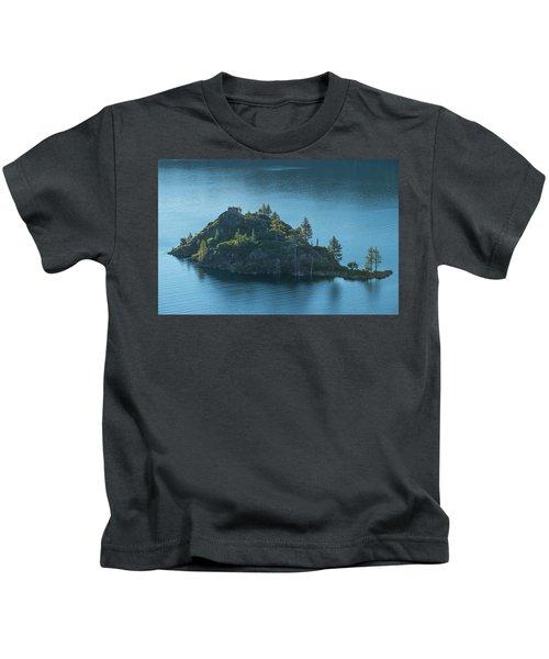 Fannette Island Kids T-Shirt