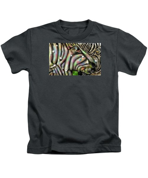 Fantastic Zebra Kids T-Shirt