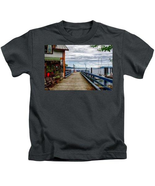 Fantasy Dock Kids T-Shirt