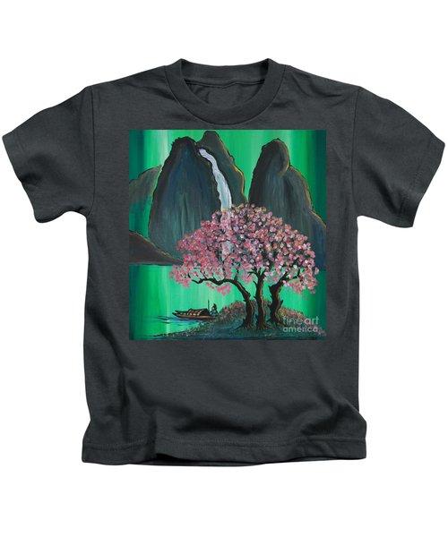 Fantasy Japan Kids T-Shirt