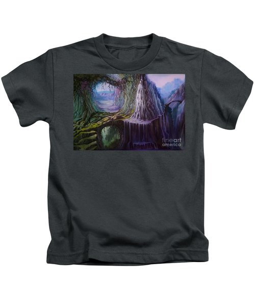 Fantasy Land Kids T-Shirt