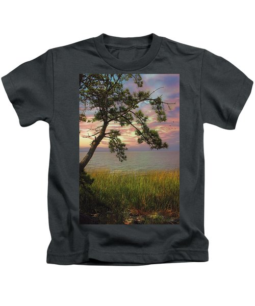 Farewell To Another Day Kids T-Shirt