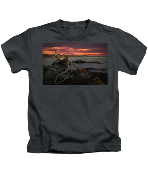 Fate Of The Point Estero Kids T-Shirt
