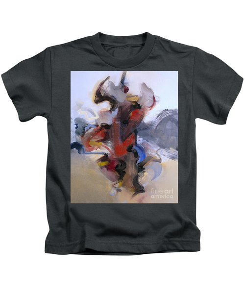Fear Of Holding On Kids T-Shirt