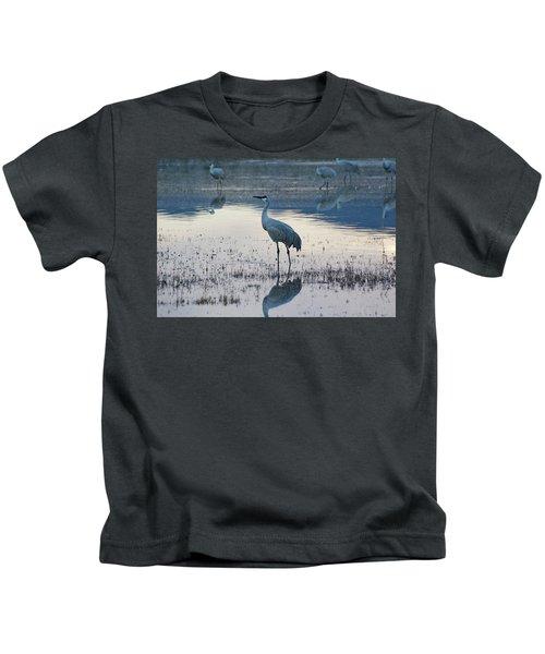 Feeling Blue Kids T-Shirt