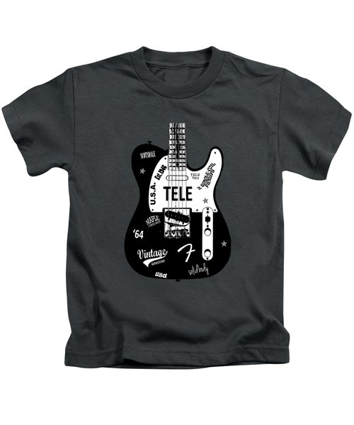 Fender Telecaster 64 Kids T-Shirt