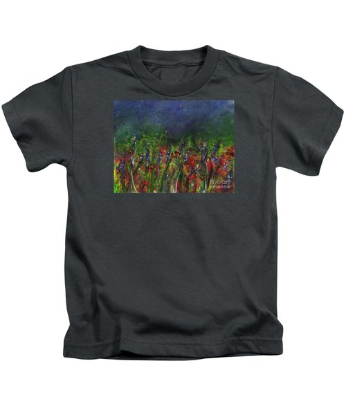 Field Of Flowers Kids T-Shirt
