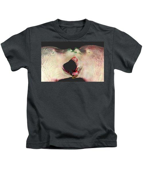 Fighting Bears Kids T-Shirt