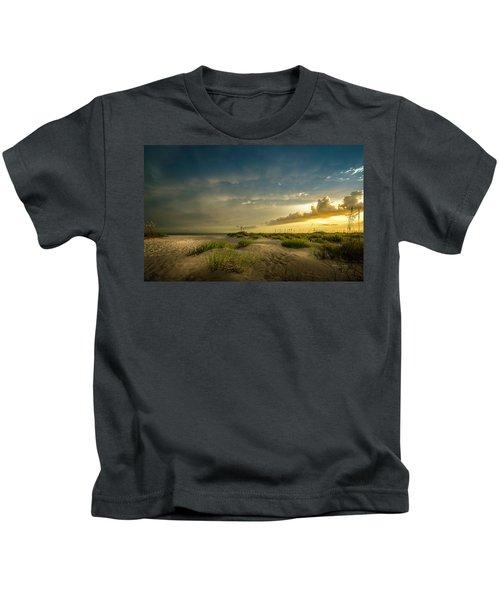 Finding My Way Kids T-Shirt