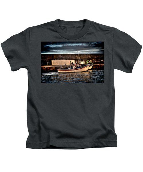 Fine Art Colour-137 Kids T-Shirt