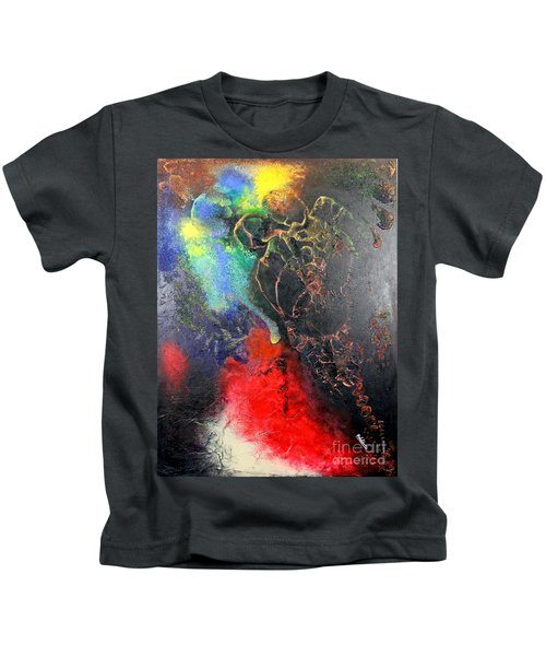 Fire Of Passion Kids T-Shirt