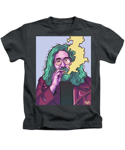 Fire On The Mountain Kids T-Shirt