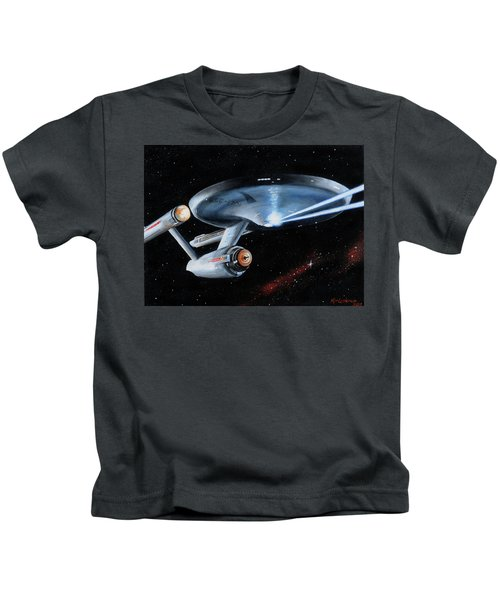 Fire Phasers Kids T-Shirt