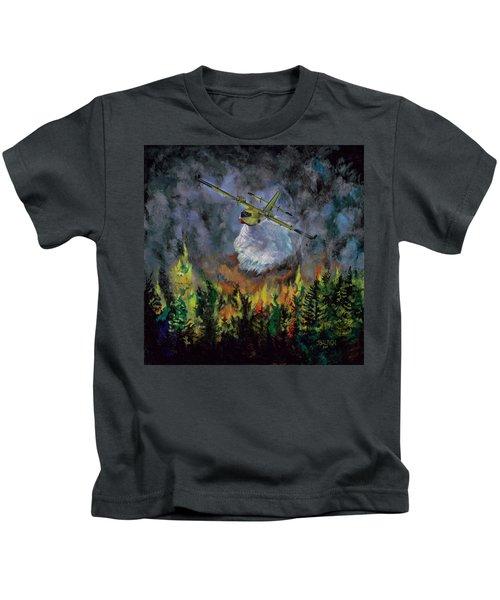 Firestorm Kids T-Shirt