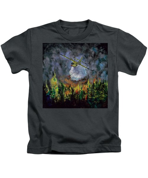 Firestorm Kids T-Shirt