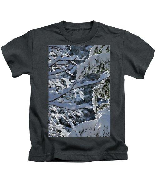 First Snow II Kids T-Shirt