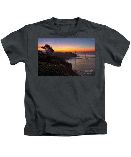 First Sunrise Of 2018 Kids T-Shirt