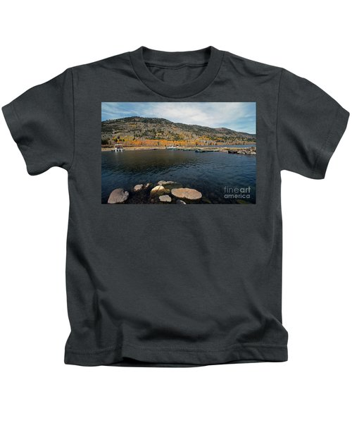 Fish Lake Ut Kids T-Shirt