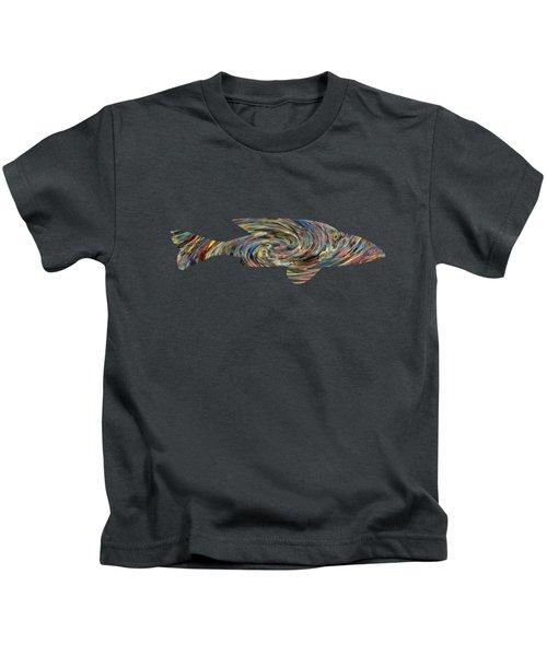 Fish Pebbles Kids T-Shirt