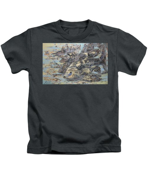 Fishes. Monotype Kids T-Shirt