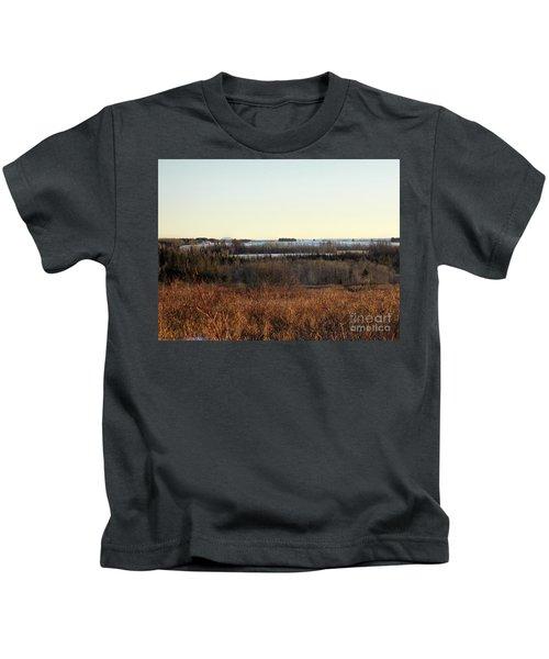 Five Layers Kids T-Shirt