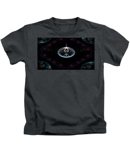 Flame Element Kids T-Shirt