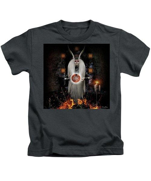 Flame Magick Kids T-Shirt