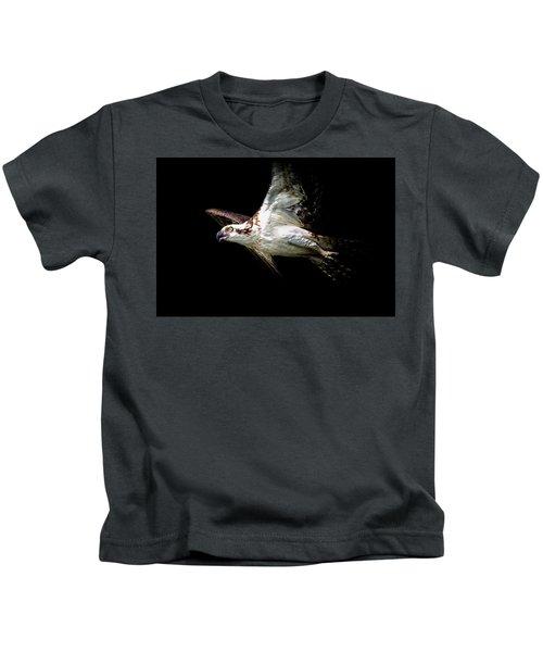 Flaps Up Kids T-Shirt