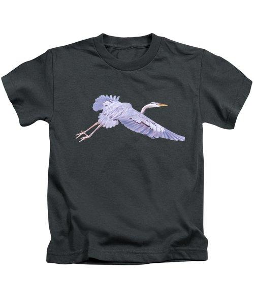 Fliegan Kids T-Shirt by Judy Kay