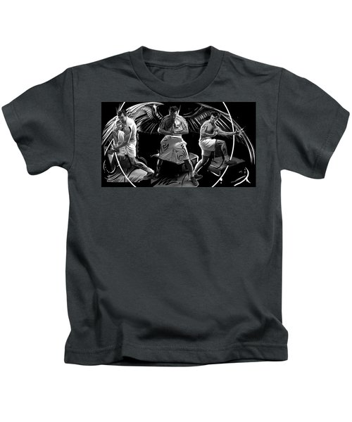 Flight 3 Kids T-Shirt