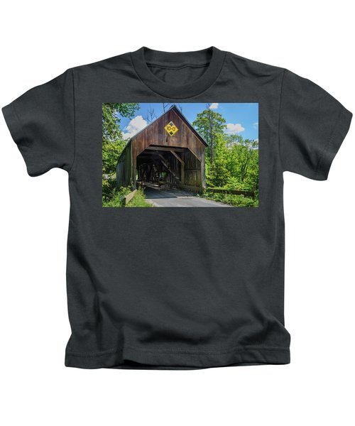 Flint Bridge Kids T-Shirt
