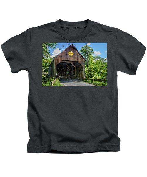 Flint Bridge Kids T-Shirt