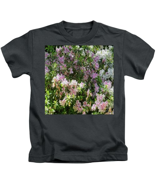 Floral Me This Kids T-Shirt