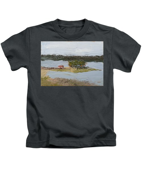 Florida Lake II Kids T-Shirt